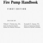 Fire Pump Handbook, national fire protection association