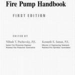 Fire Pump Handbook, national fire protection association