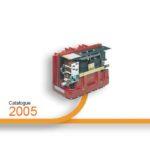 medium voltage distribution  Merlin Gerin 2005