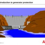 Introduction to generator protection
