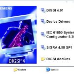 Digsi 4 Software
