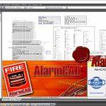 ALARMCAD software